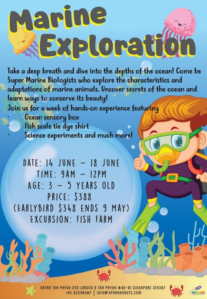 Marine exploration